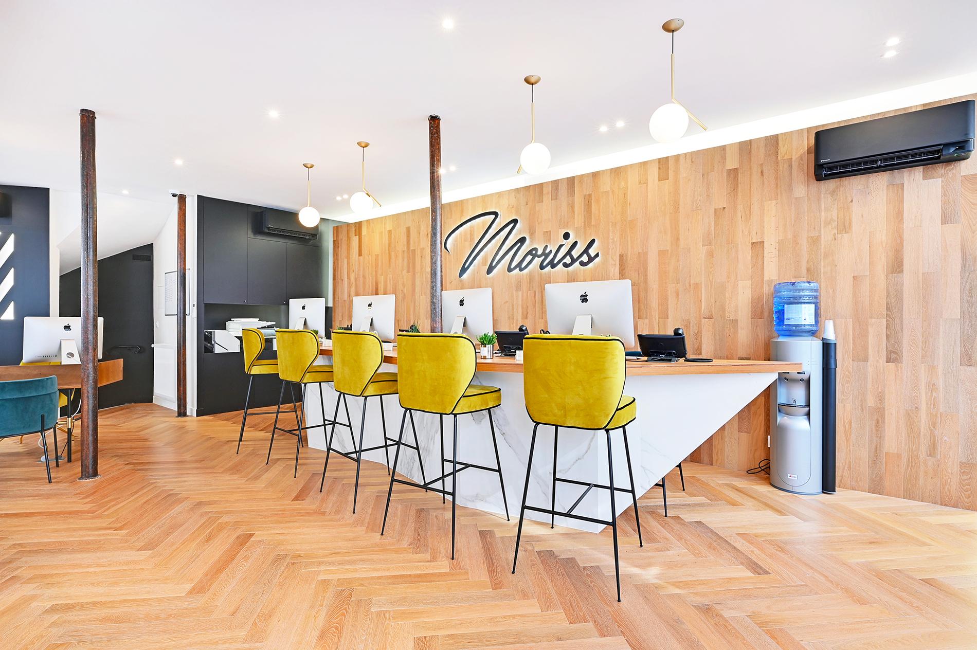 Agence immobilière Moriss Immobilier Jules Joffrin